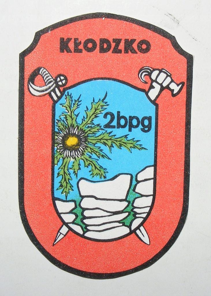 WP 2 BATALION PIECHOTY GÓRSKIEJ KOMPANIA ZABEZP, 1