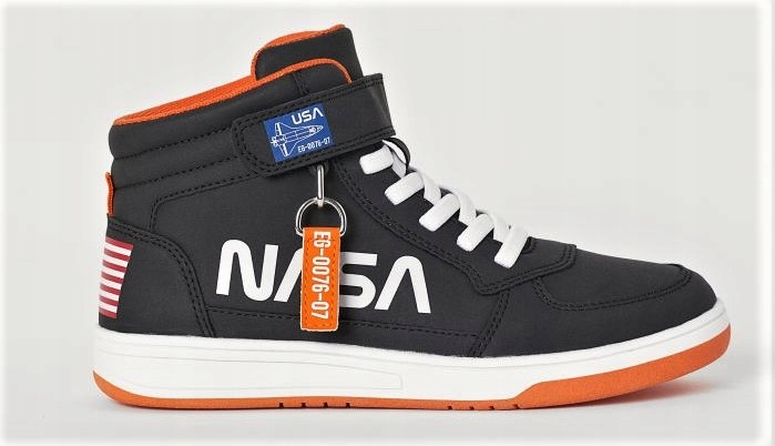 H&M NASA SPORTOWE TRAMPKI do kostki r.35