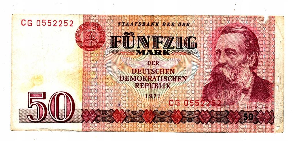 50 marek 1971