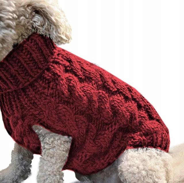 Sweter Dla Psa Ubranie L York Chihuahua Klasyk 9467776840 Oficjalne Archiwum Allegro