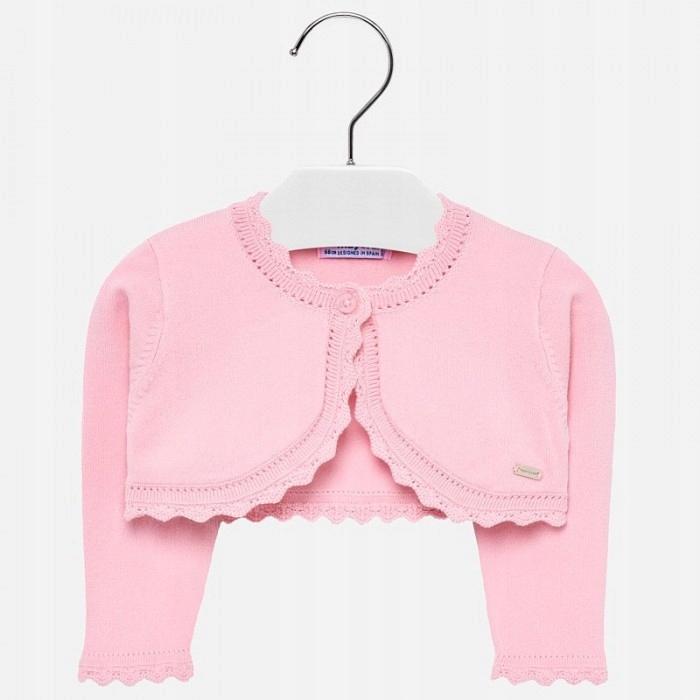 Mayoral bolerko sweter 306/25 rozmiar 74