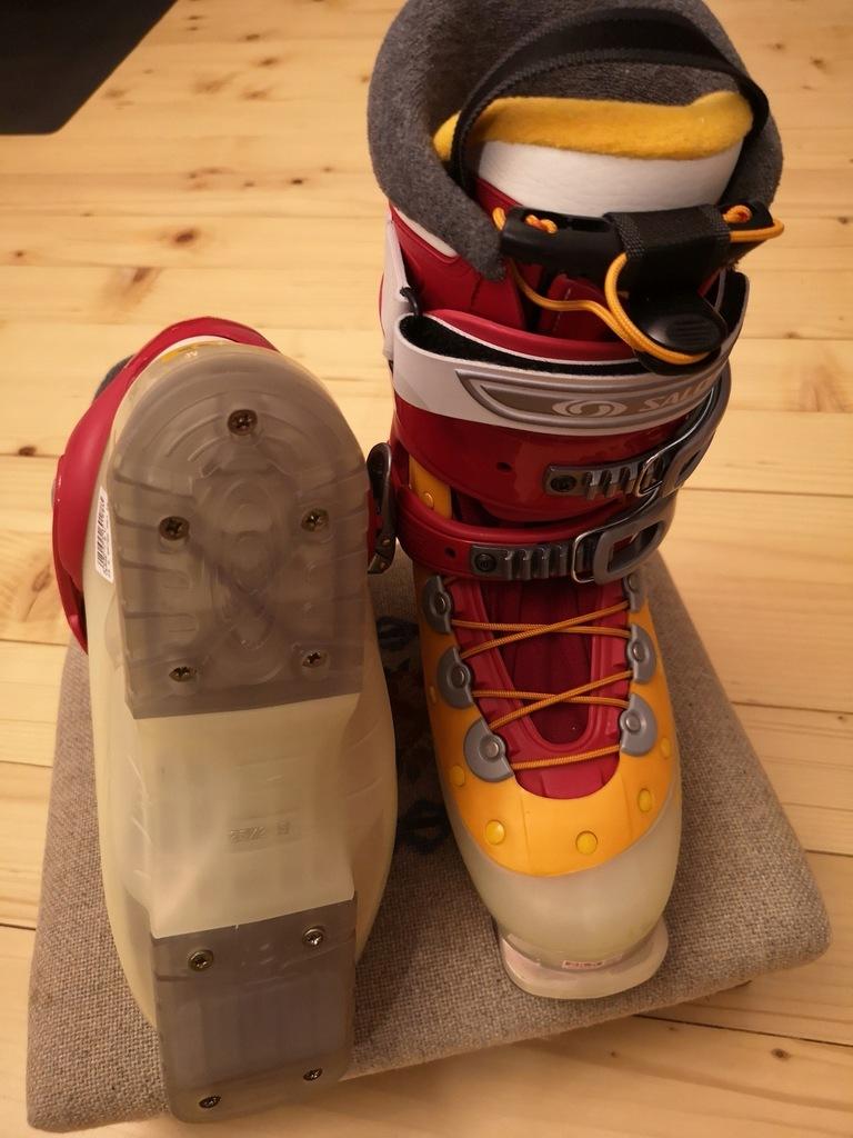 Buty narciarskie Salomon Verse 7.0 W