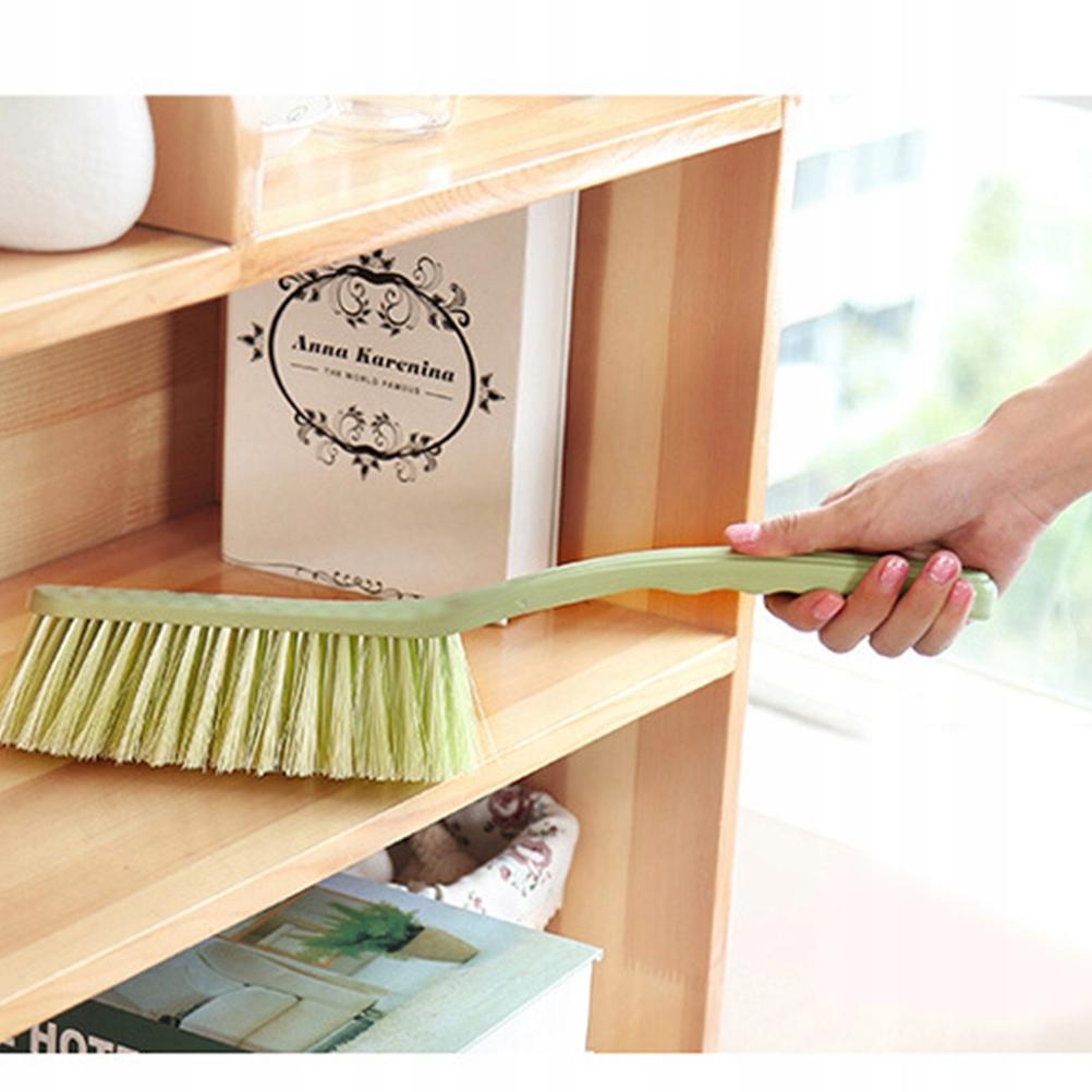 4 SZTUK Długa rączka Szczotki do czyszczenia Sofa