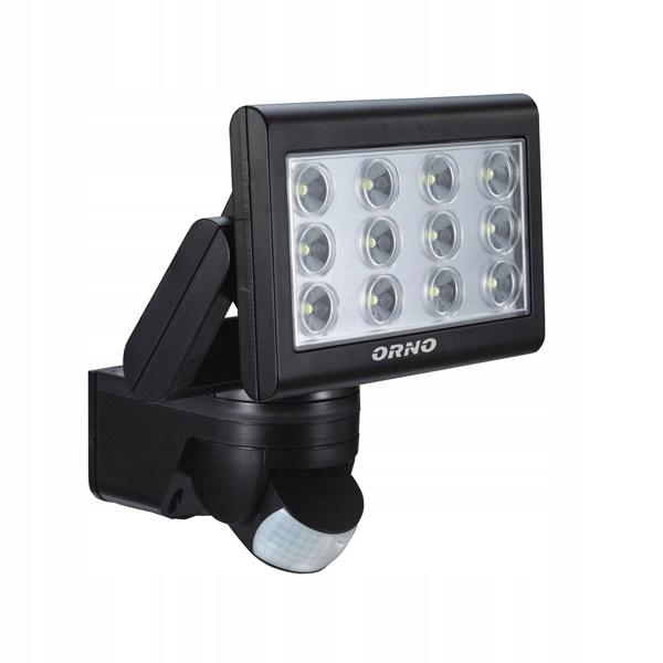 Naświetlacz Lampa LED 25W Czujnik ruchu PIR 4000K