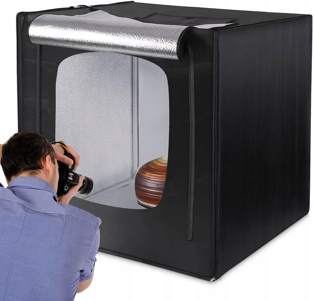 NAMIOT Bezcieniowy 80x80 cm Amzdeal Photo Studio