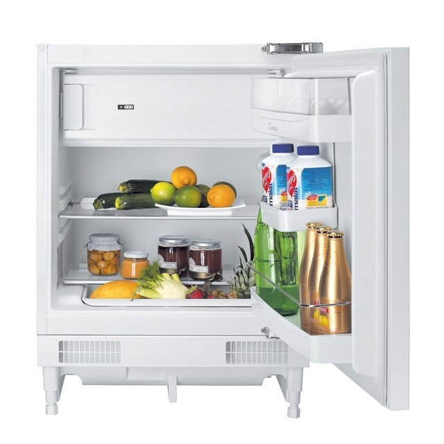 Candy Refrigerator CRU 164 NE Built-in, Table top,