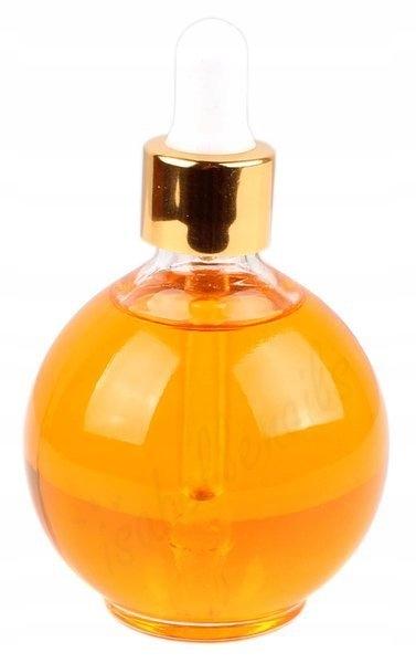 Oliwka do skórek i paznokci z pipetką Orange 75 ml
