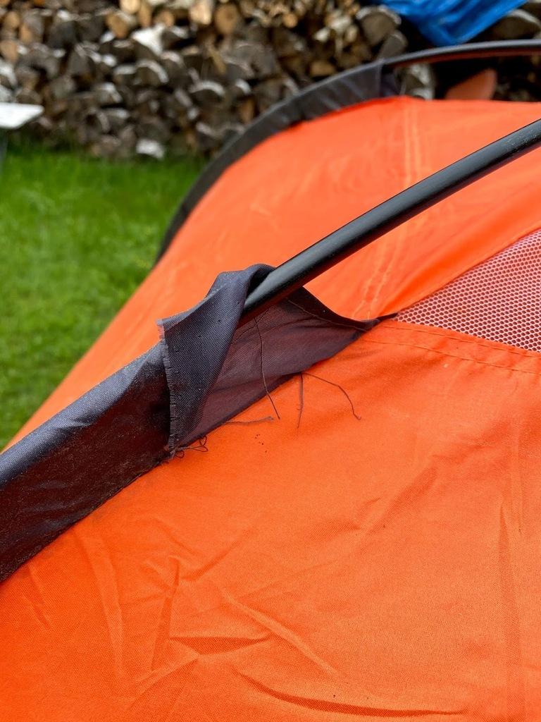 Namiot milestone 4 man dome tent