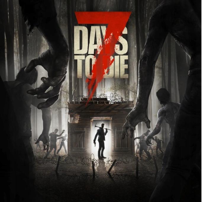 7 Days to Die PC GIFT gift na twoje główne konto