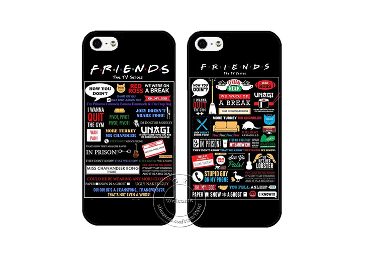 Obudowa Case Etui Bumper Iphone 7 7s Friends 7362908640 Oficjalne Archiwum Allegro
