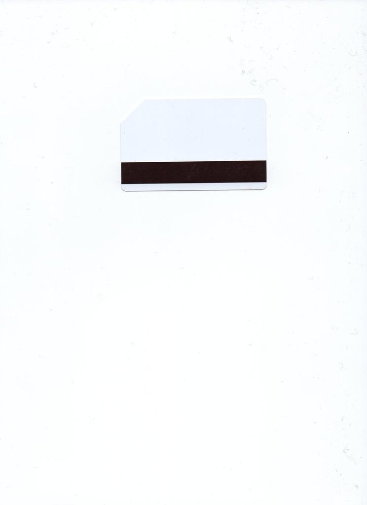 Karta magnetyczna nr 16