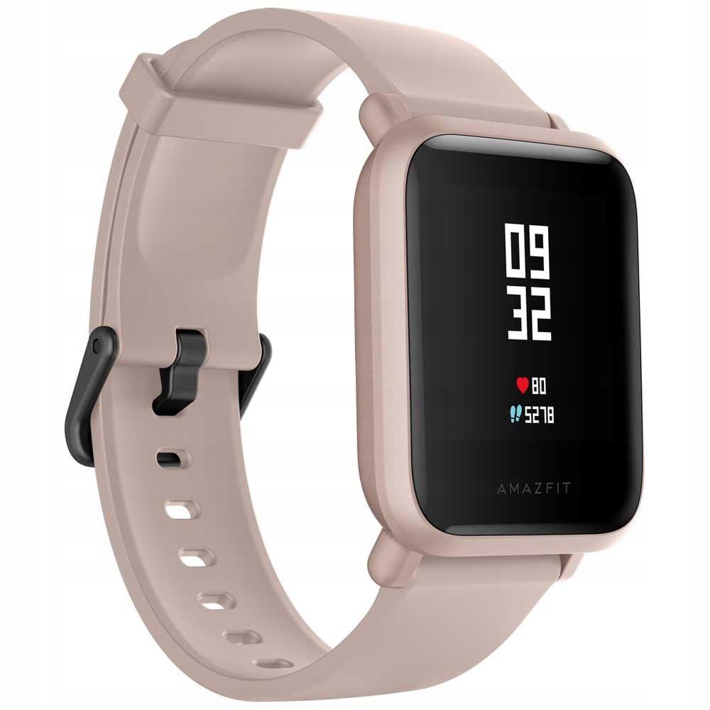 Smartwatch XIAOMI Amazfit Bip Lite Różowy