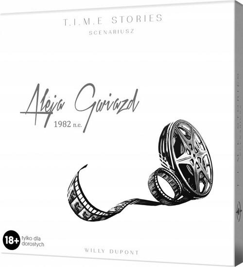T.I.M.E Stories: Aleja gwiazd