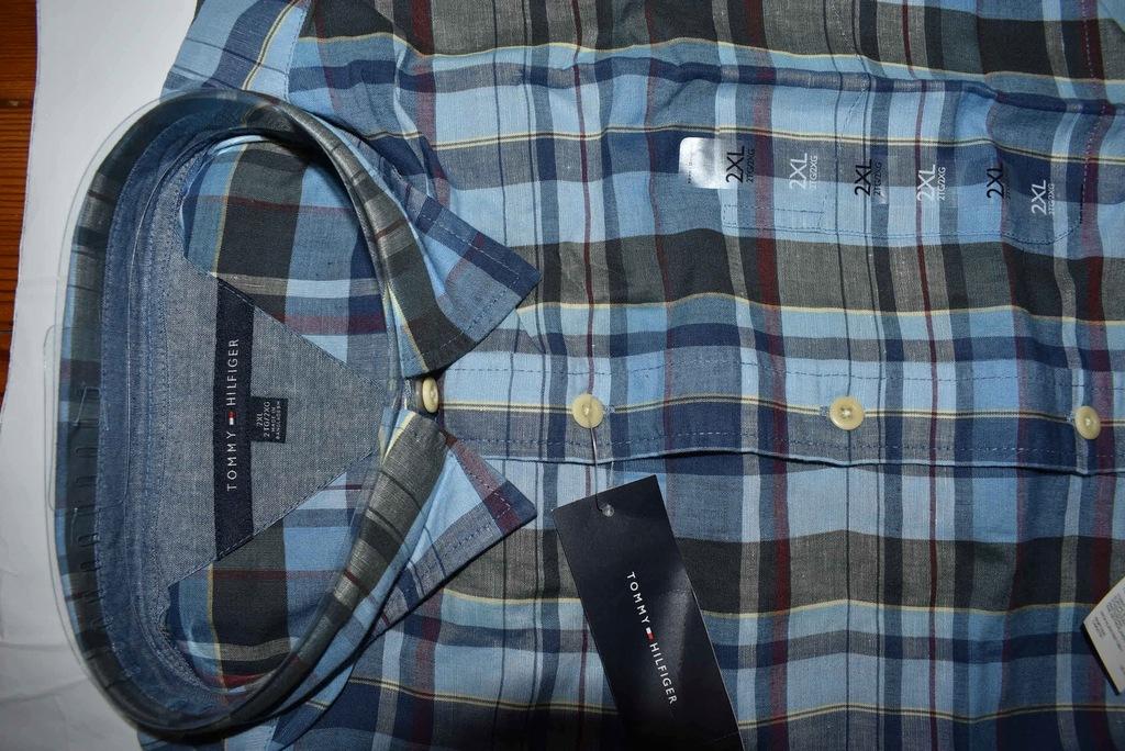Tommy Hilfiger koszula XXXXL 154 pod pachą