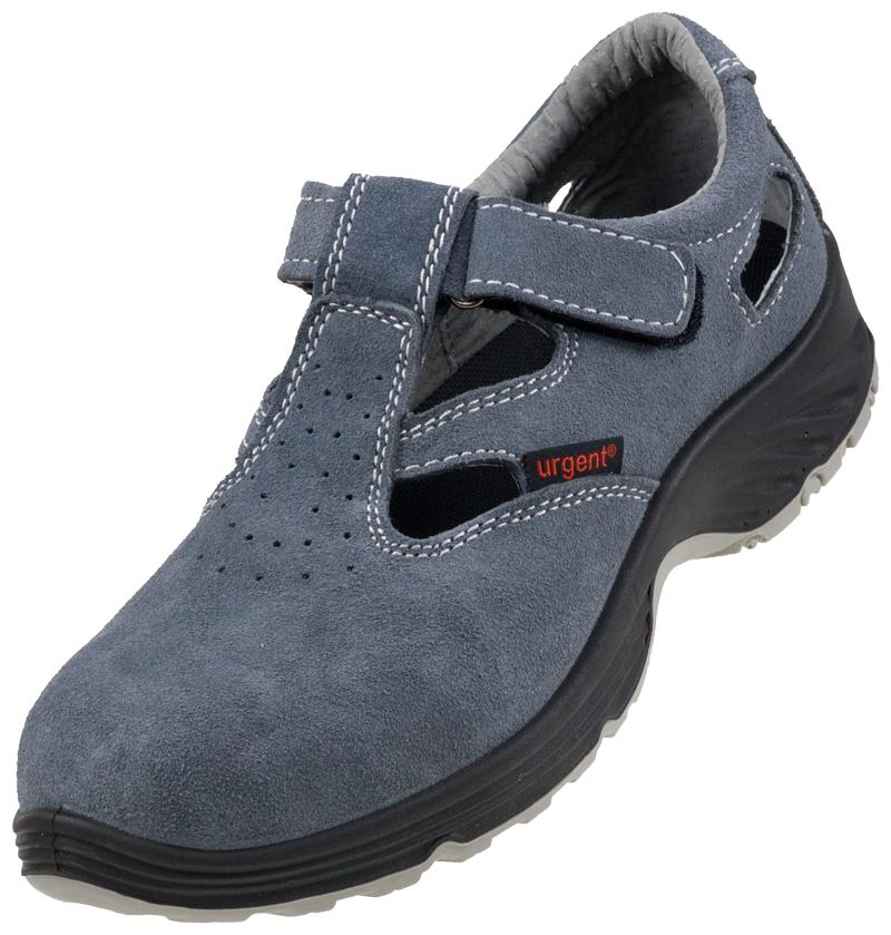 LEKKIE sandały buty robocze BHP URGENT 302S1 36