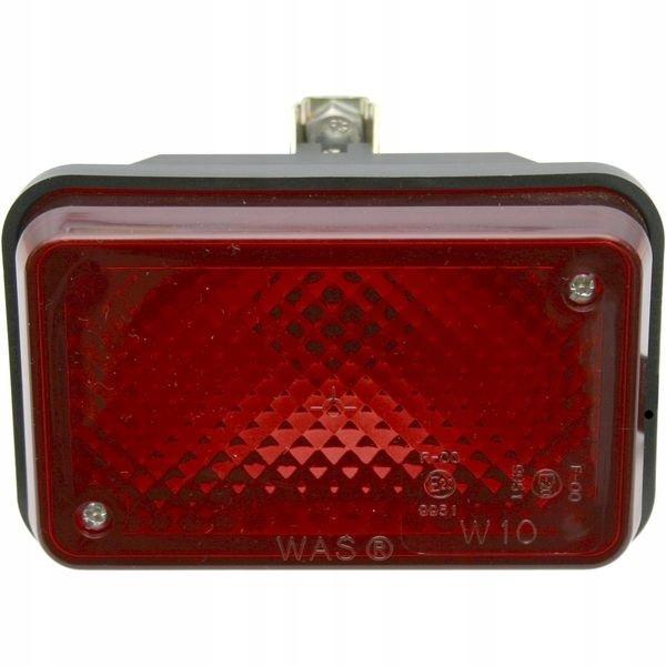 Lampa przeciwmgielna, 57u, W10, 12 V lub 24 V