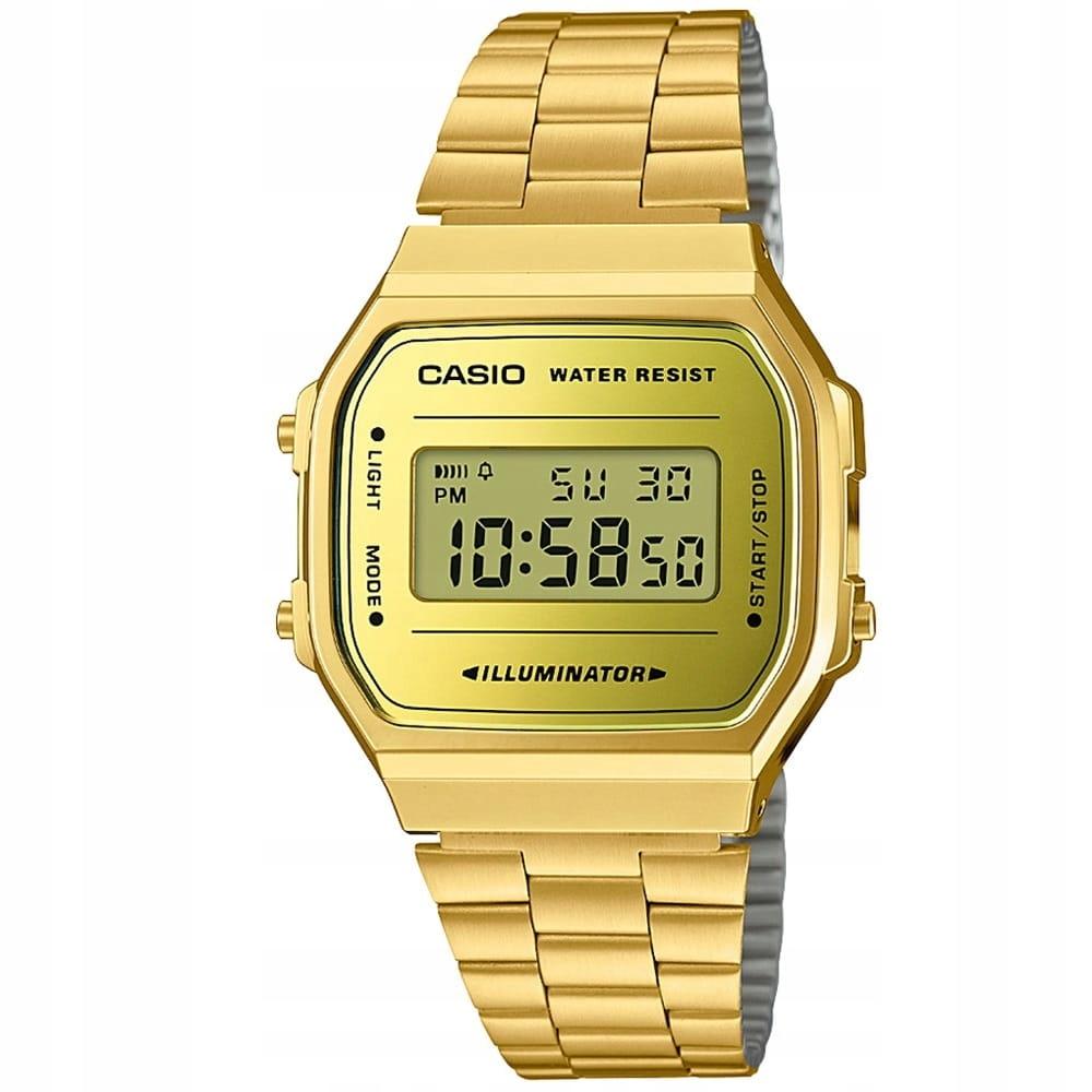 Zegarek męski Casio A168WEGM-9