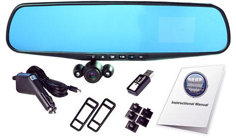 Hd Mirror Cam Lusterko Samochodowe Z Kamera Z Tv 6952919905 Oficjalne Archiwum Allegro