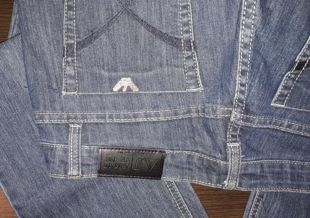 MEGA PAKA Zestaw spodni 38/ M ARMANI
