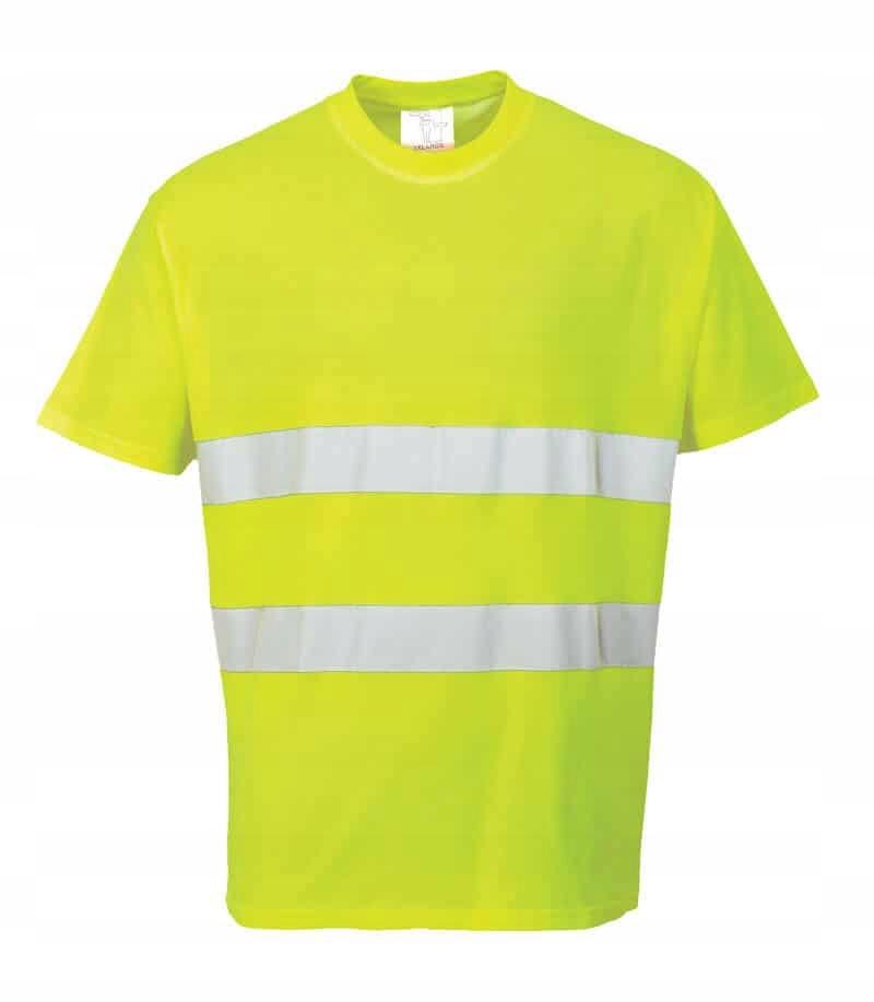 Koszulka S172 Portwest ostrzegawcza żółta XL