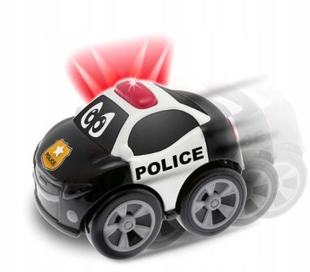 Chicco mini samochodzik Policja