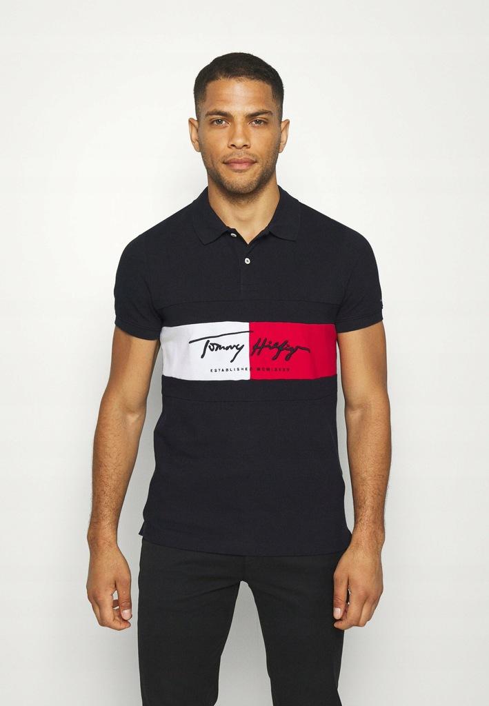 Tommy Hilfiger Koszulka męska polo M