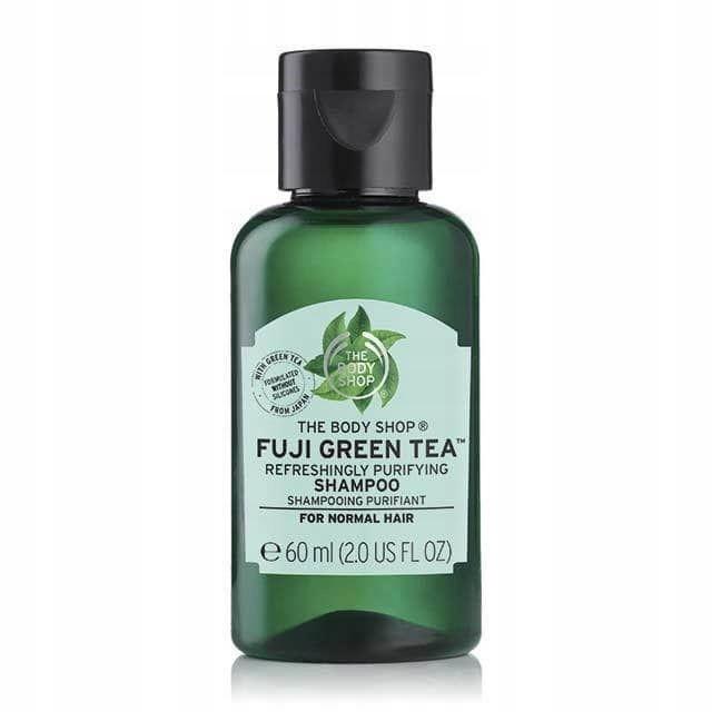 THE BODY SHOP_FUJI GREEN TEA SHAMPOO_włos normalne