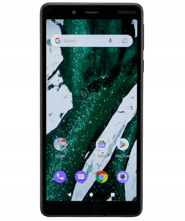 Nokia 1 Plus Dual Sim Czarny Black