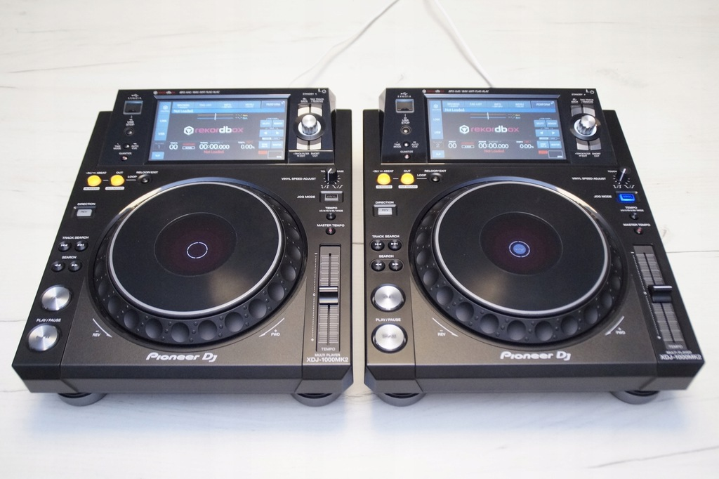2 X PIONEER XDJ 1000 MK2 GWARANCJA 850 900 2000