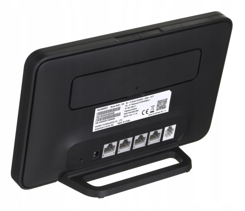 Router Huawei B535 235 (kolor czarny)
