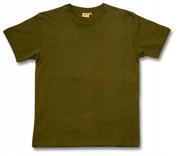 Koszulka Univers gładka zielona (Rozmiar: XXXL)