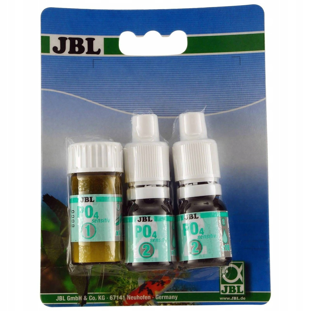 JBL Test PO4 - uzupełnienie #wys24h