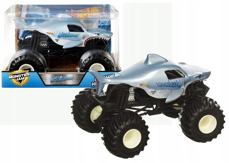 Hot Wheels MONSTER JAM Auto MEGALODON CBY61