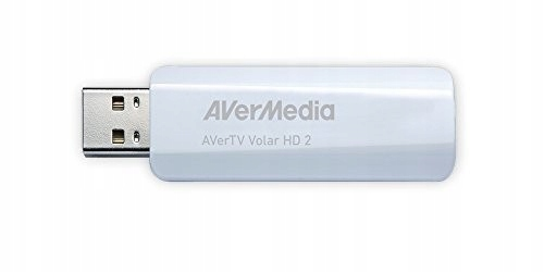 7FE46 AVerMedia Tuner TV cyfrowy, AverTV Volar HD