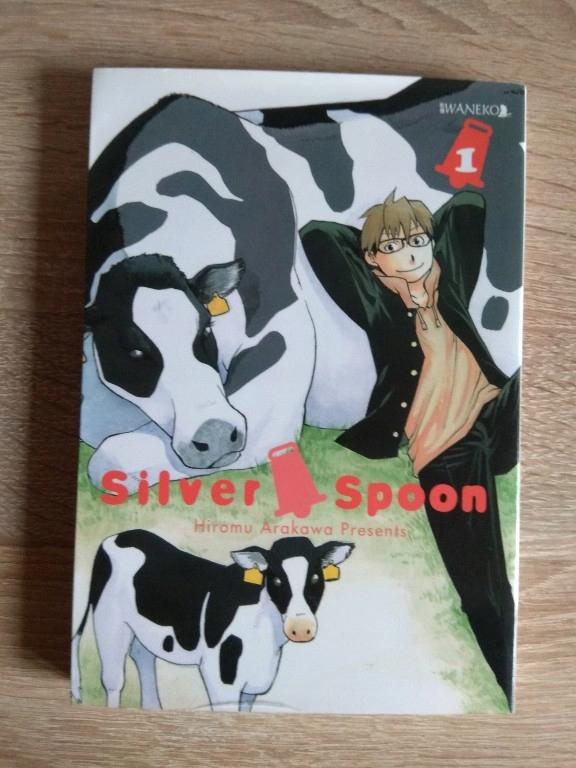 Silver Spoon tom 1