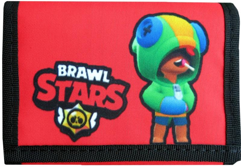 LEON Portfel BRAWL STARS portfele sportowe NOWOŚĆ