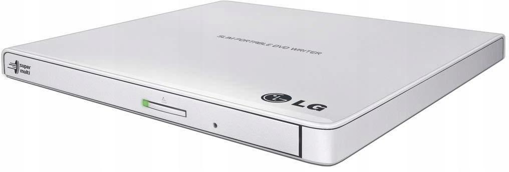 Nagrywarka zewnętrzna DVD HL-DS GP57EW40 (biała)