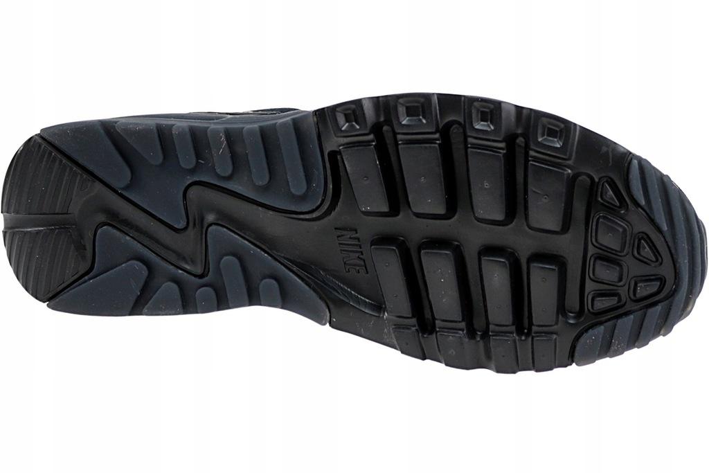 Nike Buty dziecięce Air Max 90 Ultra GS czarne r. 38 (844599
