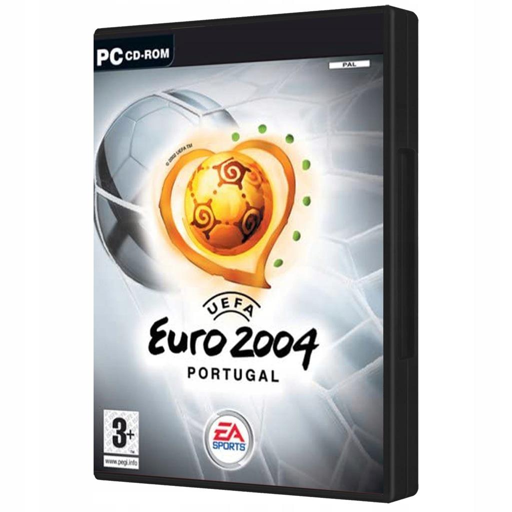 UEFA EURO 2004 PC