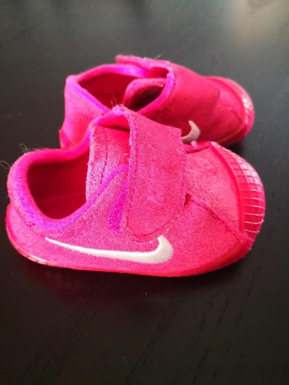 niechodki Nike r. 18.5
