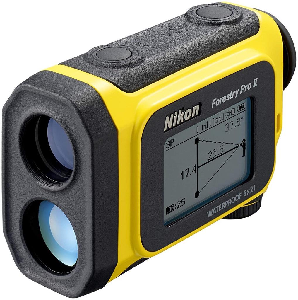 Dalmierz laserowy Nikon Forestry Pro II