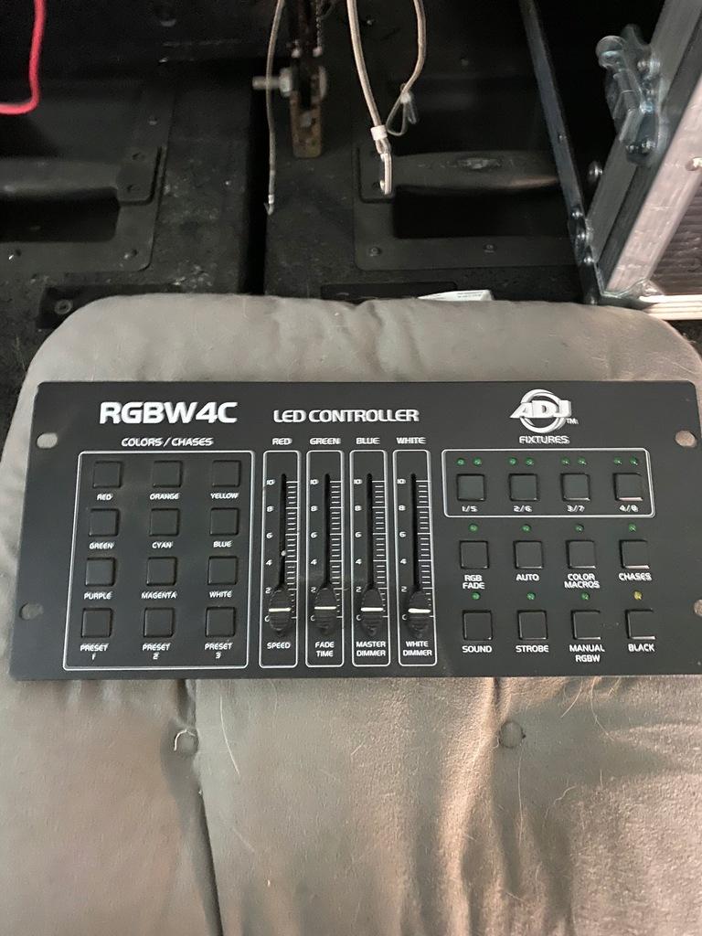 American DJ RGBW4C