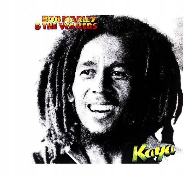 BOB MARLEY & THE WAILERS: KAYA WINYL LP - 8584459472 - oficjalne archiwum  Allegro