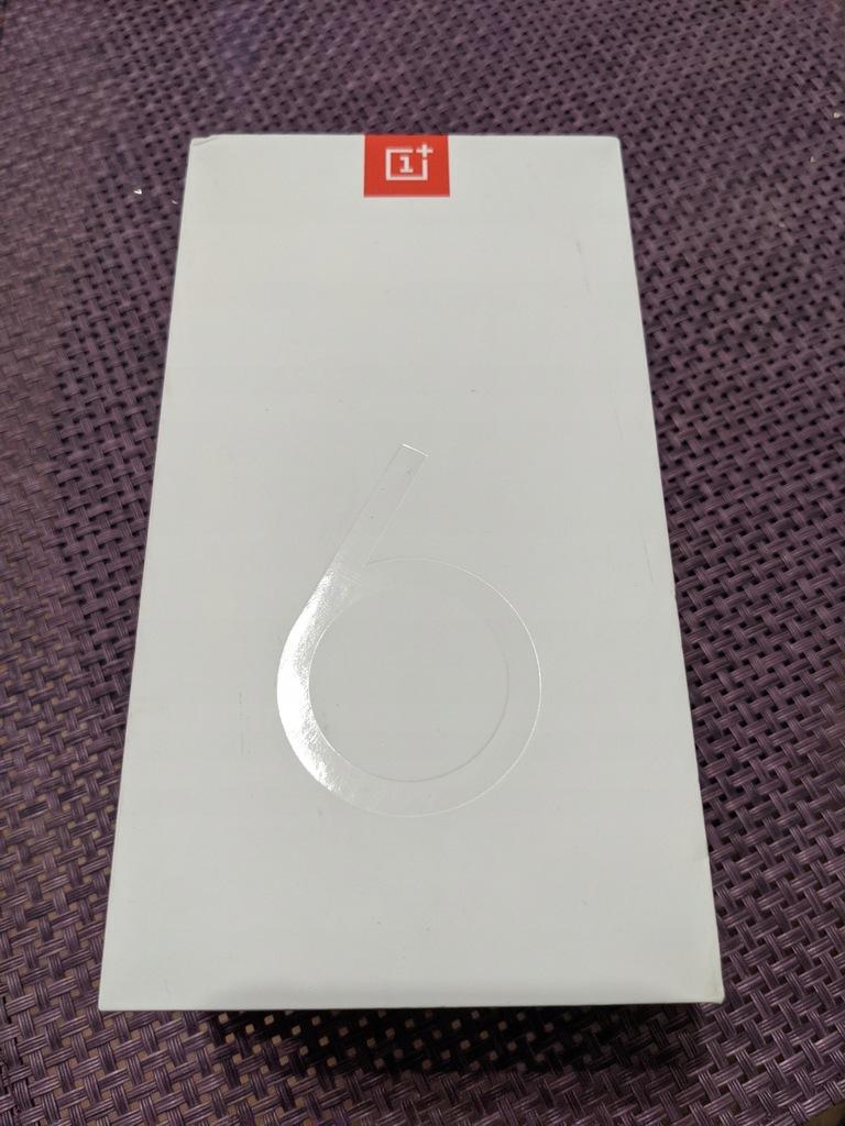Smartfon OnePlus 6 8/128 GB czarny