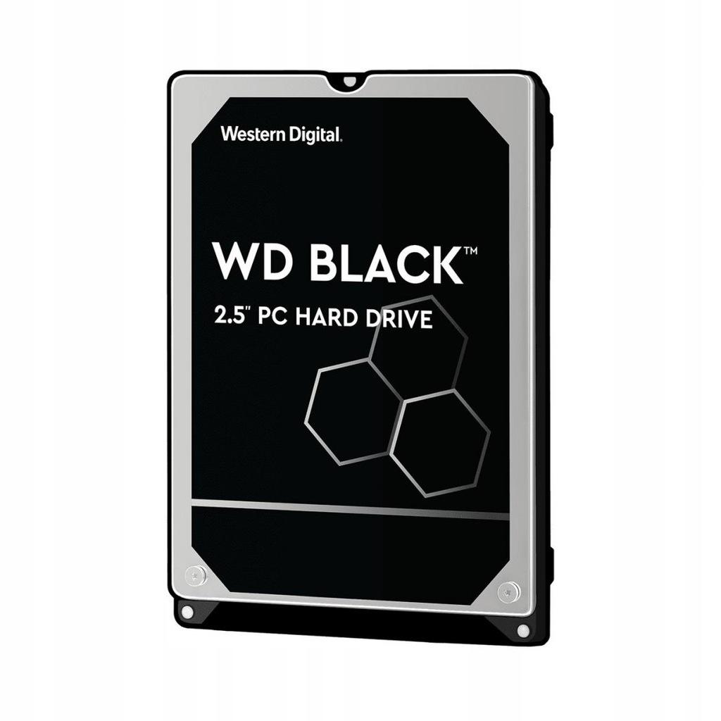 """Dysk HDD WD Black WD5000LPSX (500 GB ; 2.5"""";"""