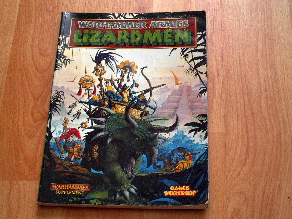 Lizardmen nr 46 - 5. edycja