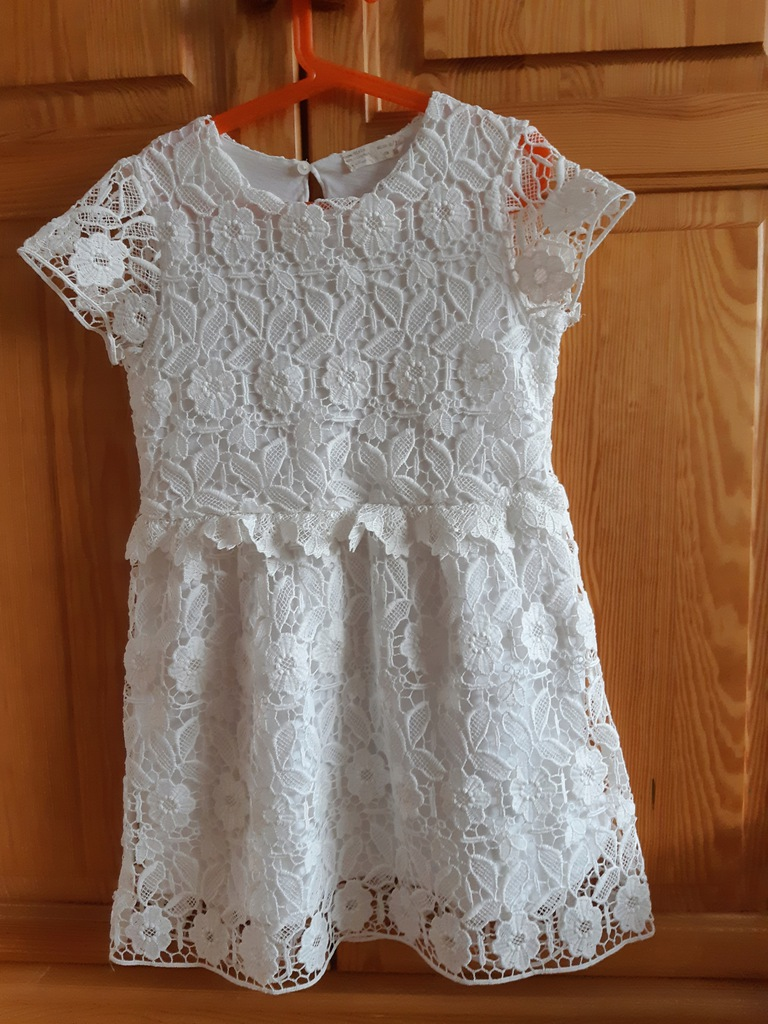 Sukienka ZARA 140 (9/10 lat) lato