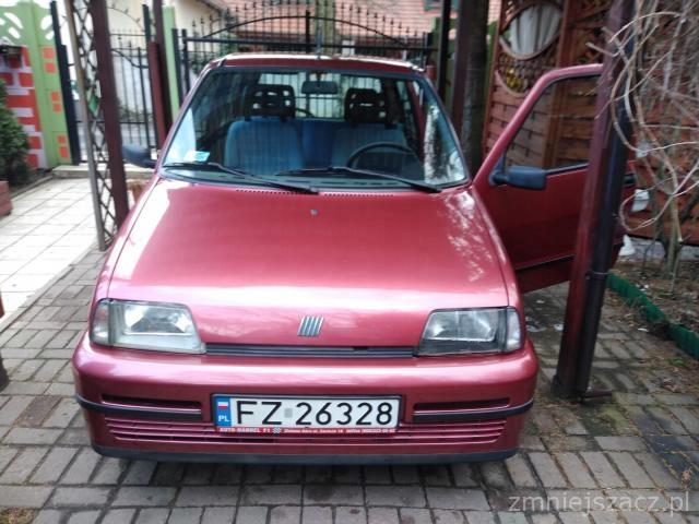 FIAT cinquecento 900 SE