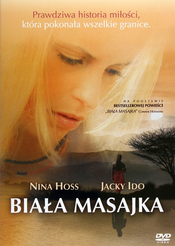 [DVD] BIAŁA MASAJKA (folia)