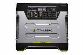 Goal Zero Y1250 Generator Przetwornica UPS 12V